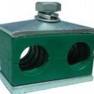 Abraçadeira Dupla (alta pressão) tipo A – 84.300A--P